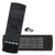 81 Key 2.4G Wireless Air Mouse Voice Keyboard IR Learning Two Side MX3 Remote Control Smart TV IPTV MINI PC HTPC ANDROID TV BOX