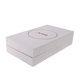 Spot UV Candle Gift Packing Mobile Phone Case Embossed Rigid Box For iPhone