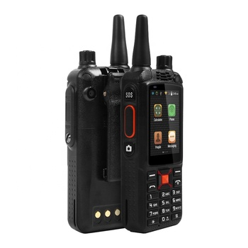 Alps F22+ 2.4 inch Built-In GPS/BDS Navigation Zello Android Walkie Talkie Support Zello PTT
