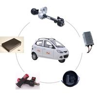 electric car conversion kit for retrofit car 96V 15KW