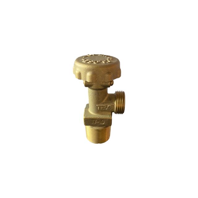 F Jenis Katup untuk Gas Lpg Silinder Digunakan Di Rumah