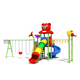 Outdoor playground equipment durable quality plastic outdoor slides for children