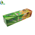 Moisture Proof Plastic Film 100% Biodegradable and Compostable Lunch Wrapping Plastic Film Package
