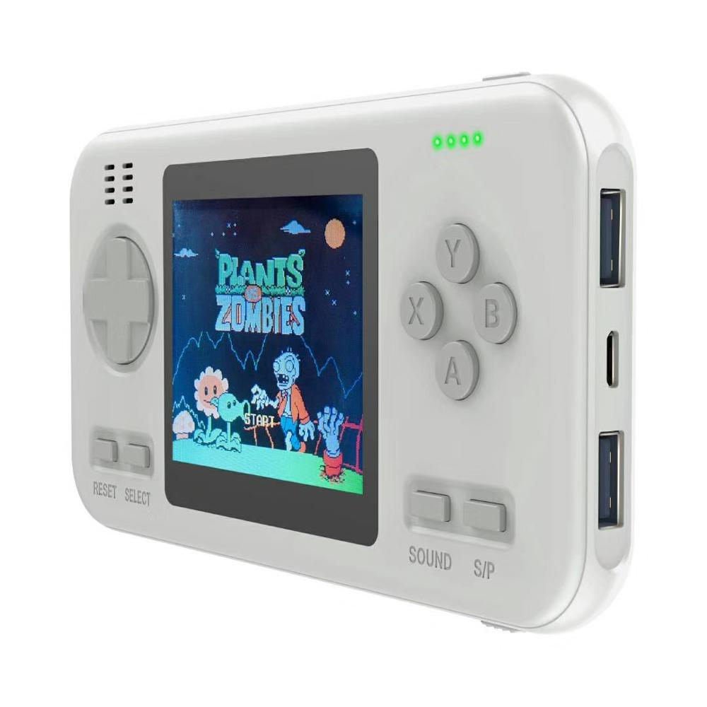 Retro Mini Juego De Consola 8bit 400/Video Game Power Bank/Consola De Video Games Handheld Portabel Permainan konsol