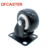 2inch 50mm Black furniture swivel caster universal Castor Multidirectional with not brake lock  omnidirectional Wheels