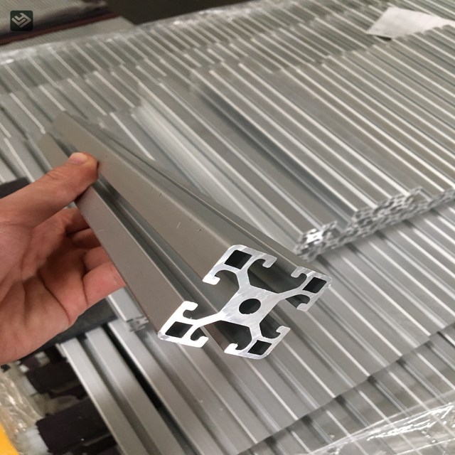 Manufacturer Machining Extrude Custom Extrusion Aluminum Profile <img data-src=