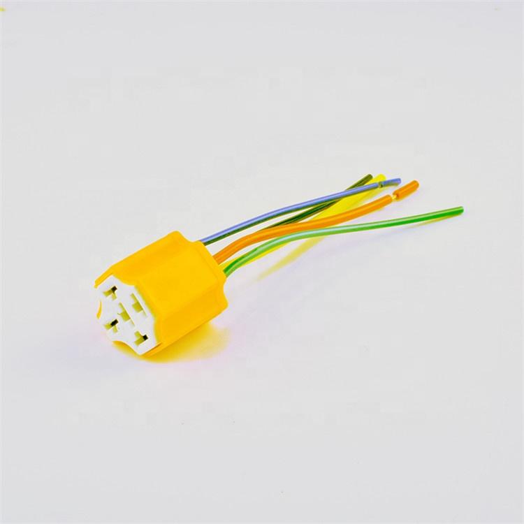 Professional custom universal auto car small ceramic relay socket
