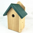 suspensibility bird house ,wood pet house