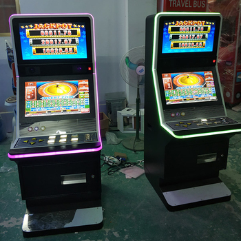 Crown ouch Screen Video Roulette Casino Slot Gambling Machine