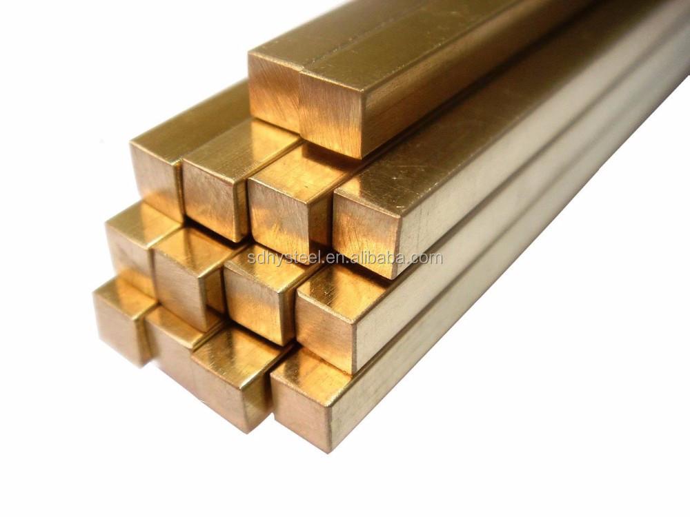 Copper alloy CZ120 C36000 Free Cutting Brass rod