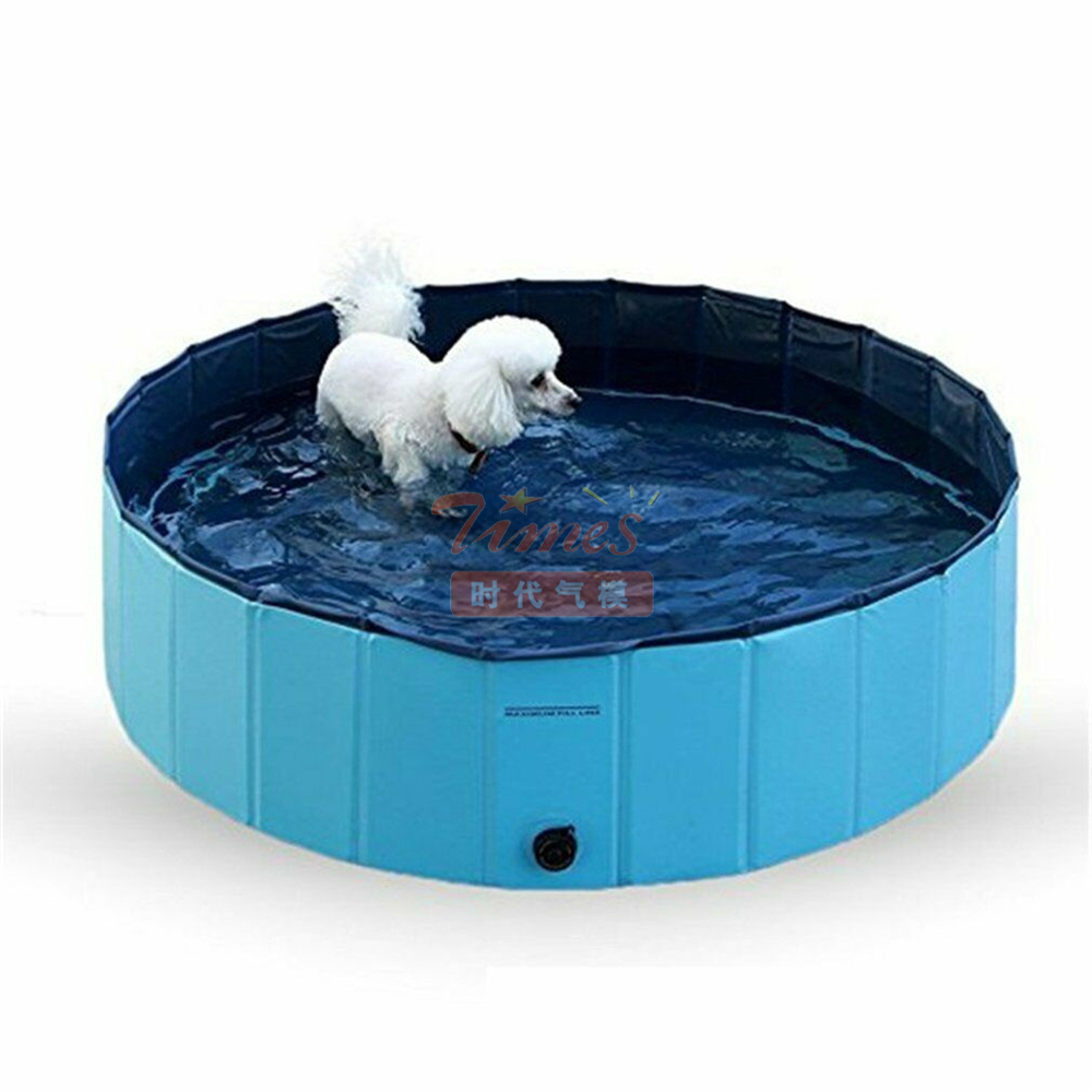 PVC Hard Plastic Spa Swimming Pool Bath Foldable Pet Pool /Summer Dog Bath Spa For Swimming Pool For Sale