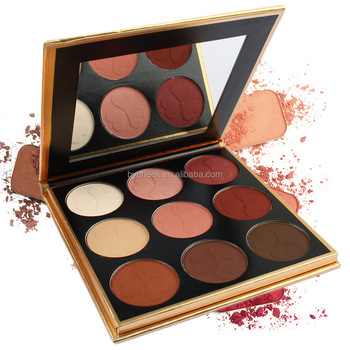 Fast Shipping Free Sample Eyeshadow Palette for Makeup