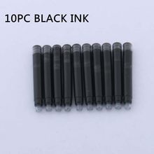 Высококачественная карманная шестиугольная ручка, пластиковая прозрачная ручка для каллиграфии макарон, ручка с чернилами, офисные и школ...(Китай)