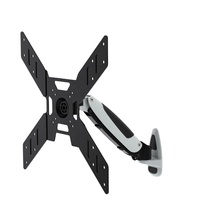 "VM-GST401 Interactive 37""-50"" big size height adjustable computer monitor articulated arms height adjustable wall mount"
