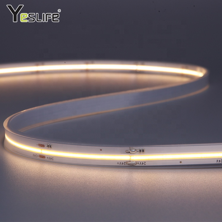 Oem Custom Flexible Flip Chip Led Strip Light Waterproof Ip65 For Public Places