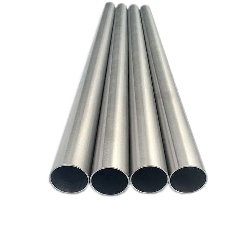 High Quality Industrial ASTM B338 <strong>Grade</strong> <strong>5</strong> Seamless <strong>Titanium</strong> Round Tube