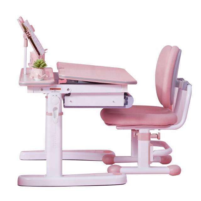 IGROW Mais populares conjuntos de mobiliário de crianças mesa e cadeira crianças cadeira mesa