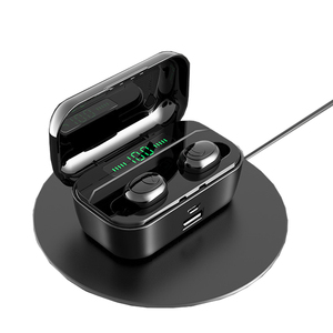 Hot selling fashionable IPX7 bluetooth headphones earphone wireless earbuds