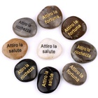 Stone With Engraved Stone Wholesale Natural Engraved Stones With Customized Inspirational Words