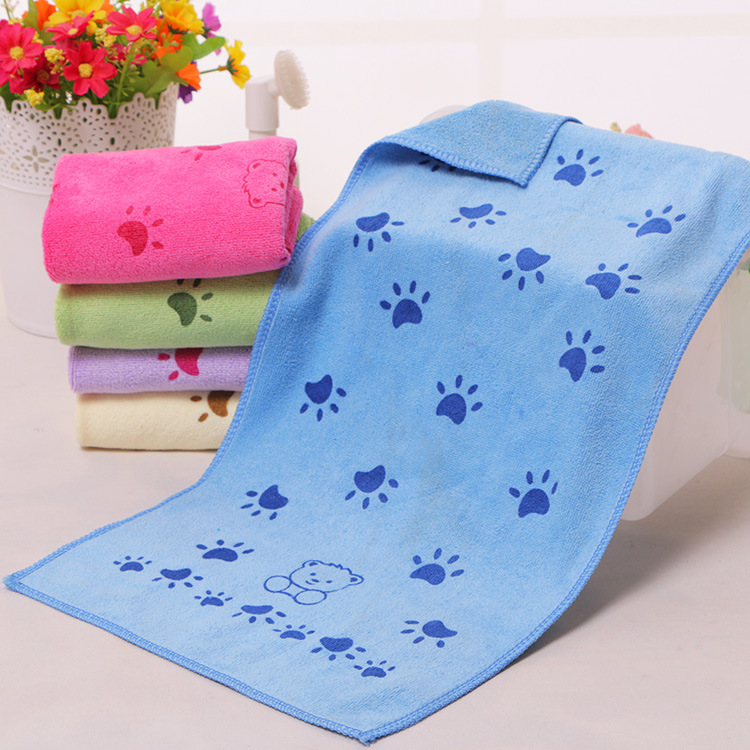 china supplier wholesale customised baby towel rabbit face towel
