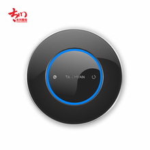 Taichuan <span class=keywords><strong>RM</strong></span> Pro + <span class=keywords><strong>RM</strong></span> Mini3 WiFi IR RF Universal Smart Remote Controller APP Controle Via IOS Android Smart Home