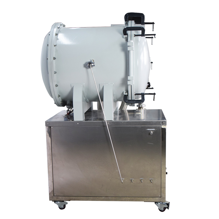 LCD touch screen laboratory vacuum and controlled atmosphere furnace for sale