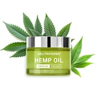 Wholesale Natural Beauty Revitalizer Nourishing Skin Acne Oil Hemp Face Cream