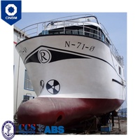 67ft China Manufacture New Fiberglass Vessel Commercial Fishing Boat for Sale Norway