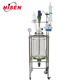 High Quality 100L Jacketed Glass Reactor