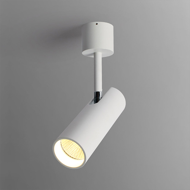 XSD100 indoor spot lights for Picture Display Home Hotel Office Shop Modern Indoor Adjustable cob LED Ceiling Spotlight