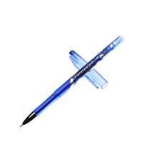 Темно-синяя стираемая перьевая ручка 0,5 мм, 1 шт., полностью пластиковые ручки для корпуса, школьные и офисные принадлежности для письма и кал...(Китай)