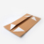 Recycled Big Kraft Paper Brand Clothing Packaging Custom Magnetic Cardboard Folding Gift Box With Ribbon