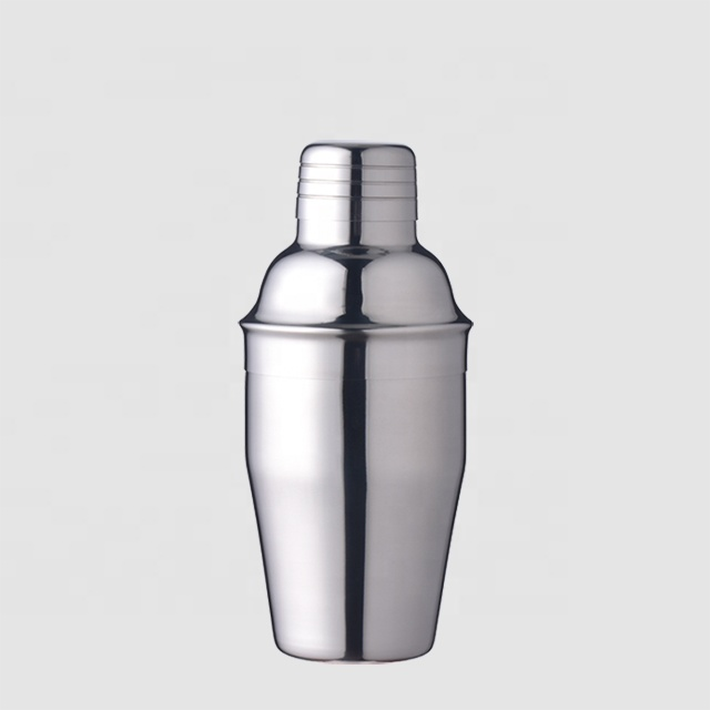 Factory Direct 250ml 550ml 700ml stainless steel 350ml cocktail shaker