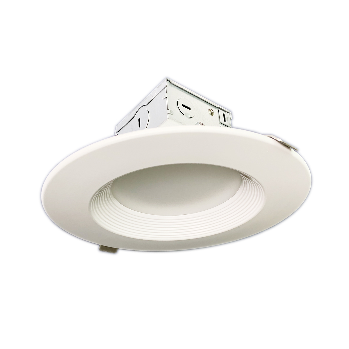 The USA Canless Type LED downlight with Junction box High CRI90+ J-box LED downlight Glare free ETL listed