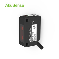 Square Style infrared digital position sensor measuring distance laser sensor tiny with good price