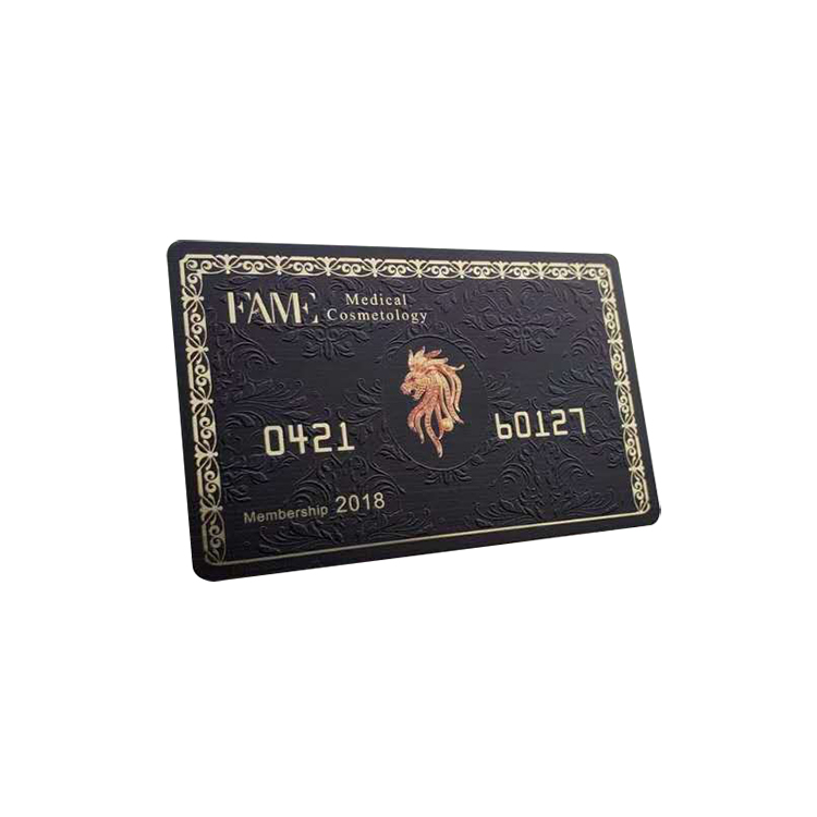 china's professional card manufacturers supply credit card