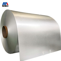 Aluminium zinc coated steel/Anti Finger Print Galvalume Steel Coil Full Hard Aluzinc Steel Coil AZ150 55%AL