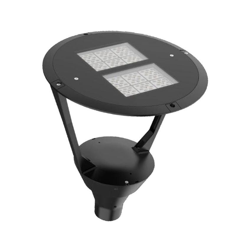 Factory Price 100w led standing design lights for yard outside yard lights