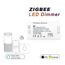 DC12V Zigbee Beleuchtung Modul Led Dimmer Controller Timer Zigbee Vorhang Controller Zigbee Dimmer