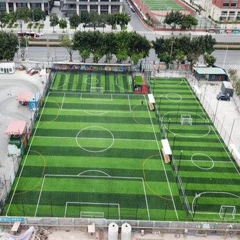 50mm 60mm football stadium field artificial turf synthetic grass for soccer fields