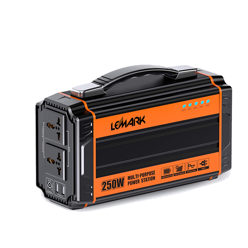 65AH 2.8KG Rechargeable Emergency Backup 220v <strong>AC</strong> 12v DC Power Supply For Camping Caravan Shelter