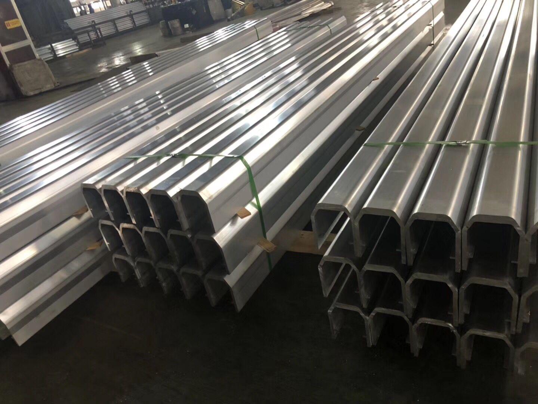Shanghai extrusion aluminum profiles