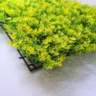 free size artificial boxwood hedge boxwood panel 50cm*50cm grass wall decor wall green artificial moss