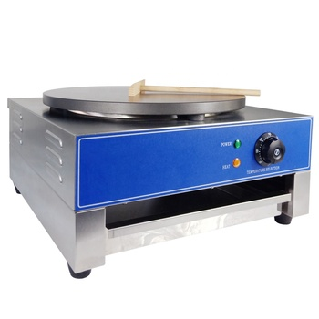 Commercial Electric Crepe Cake Machine Restaurant Single Crepe Maker Wholesale Price