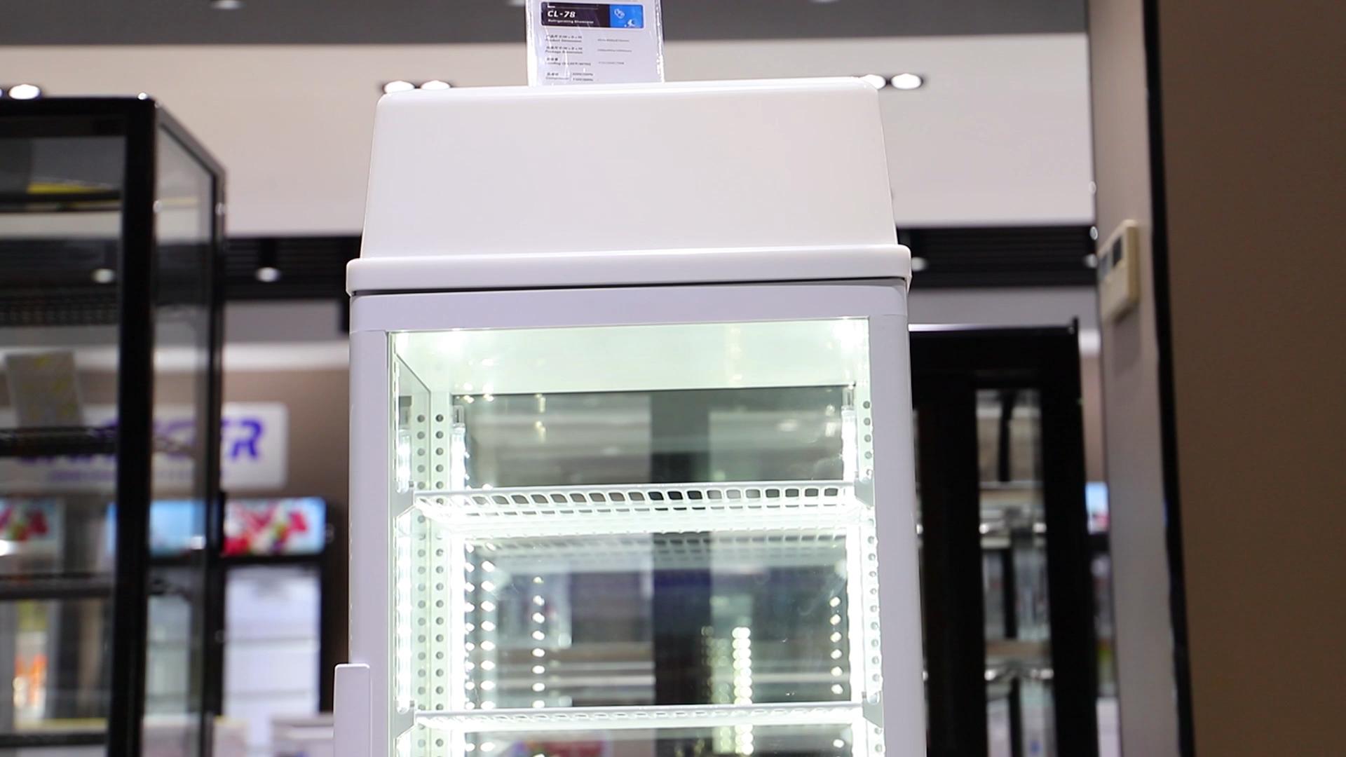 Display Kühlschrank Kühler/Getränke Kühlschrank für Bier und Getränke gefrierschrank ausrüstung kommerziellen schaufenster