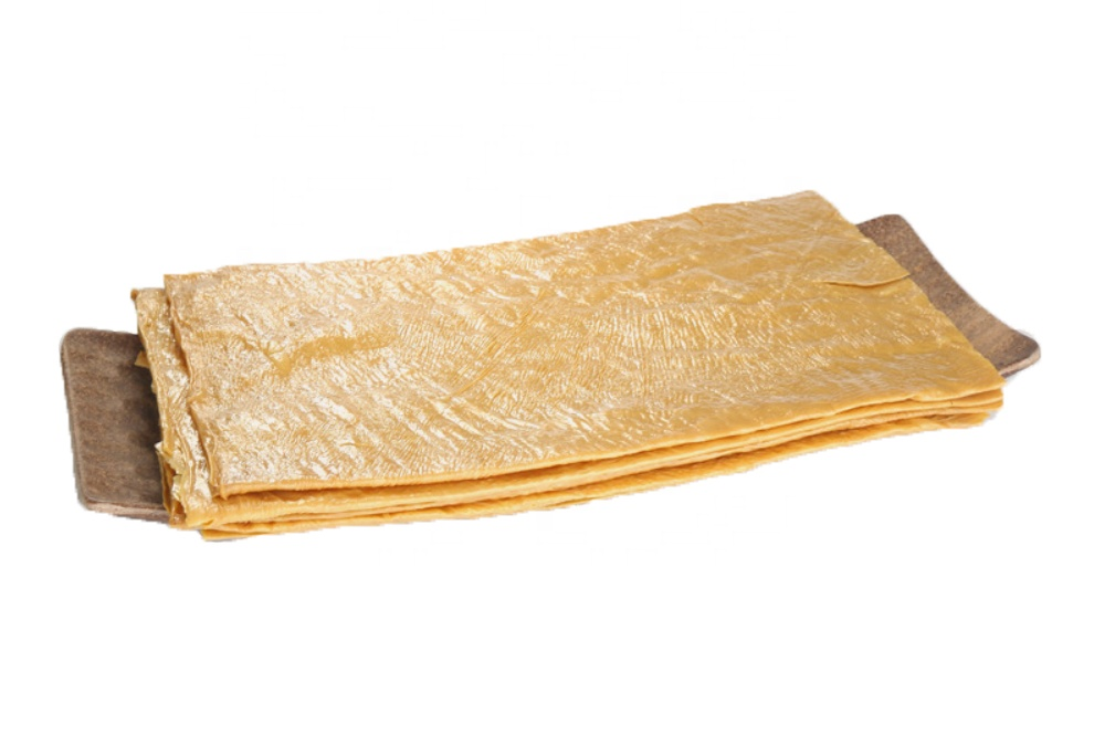 Wholes Natual Bean Product Dried Beancurd Sheets