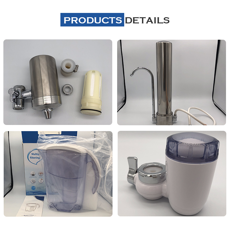 Delivery Fast purifier water faucet filter