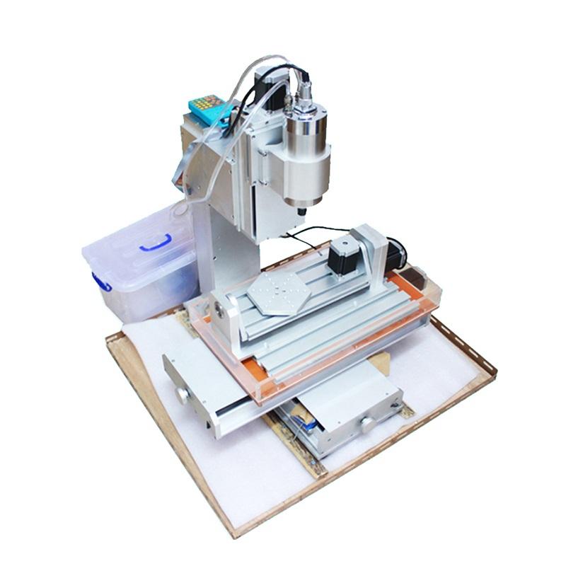 Высокопроизводительный фрезерный станок с ЧПУ HY 3040 2200 Вт 5 осей гравер машина именная табличка с конкурентоспособной ценой