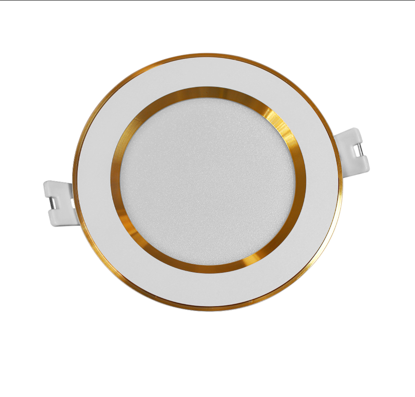 source factory directly wholesale LED die-casting aluminum downlight 4 inch downlight