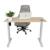Intelligent Ergonomic Motorized Sit Stand Office Standing Table Legs Adjustable Lifting Desk Legs Electric